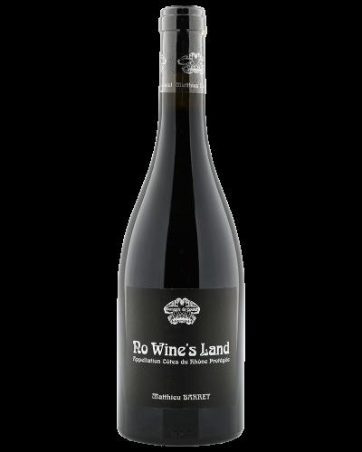 No Wine's Land Côtes du Rhône